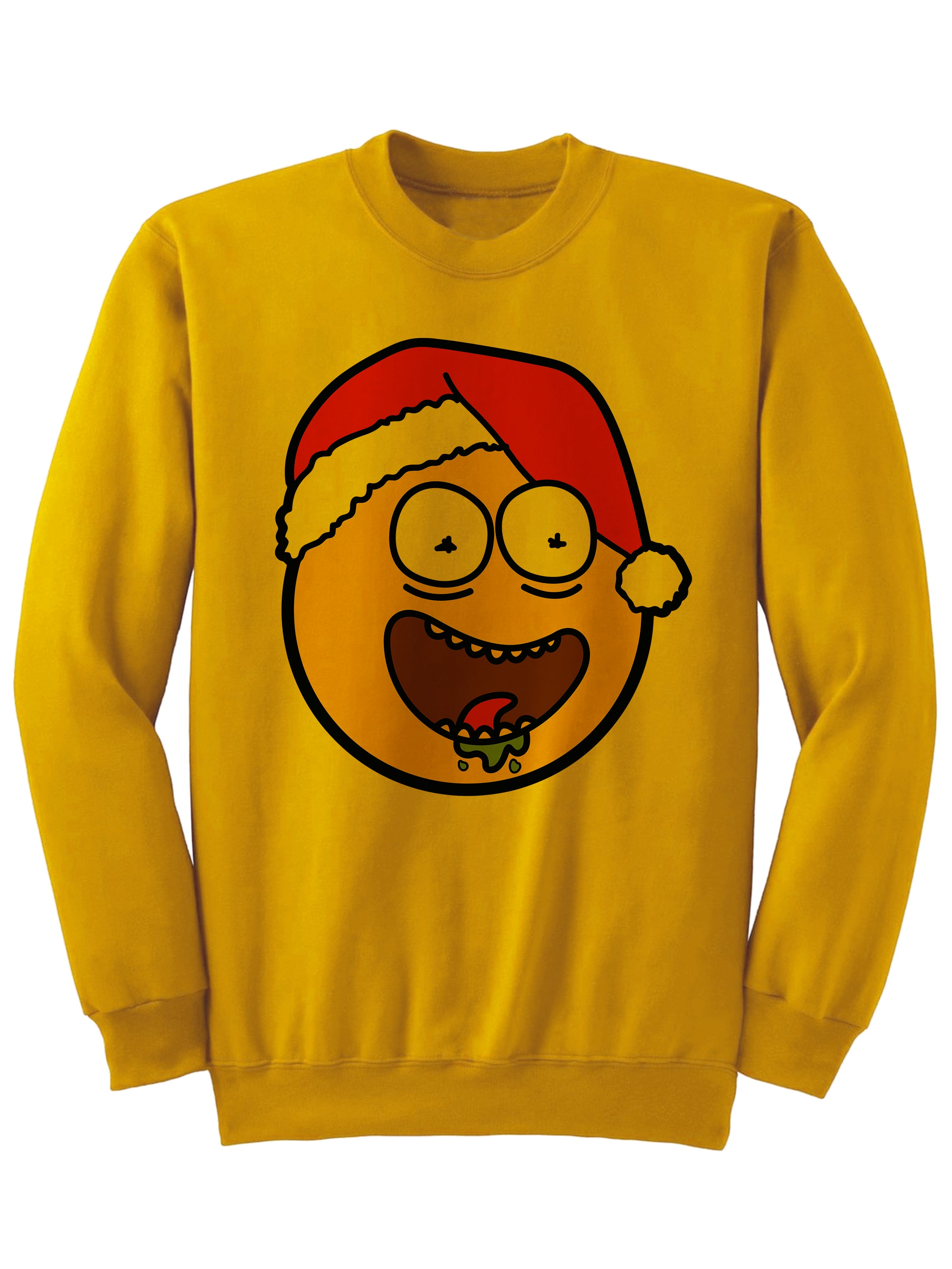 Custom Smiley Sweatshirt o4OhtAEPwu
