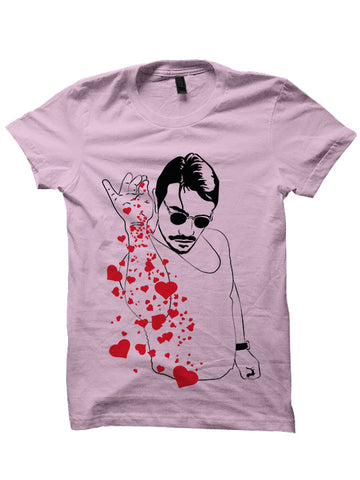 Salt Bae Hearts T-shirt Valentine's Day Shirt