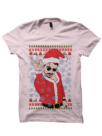 Salt Bae Christmas - Christmas Shirt