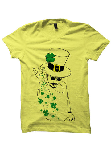 St. Patrick's Day Shirt Irish Salt Bae T-shirt Turkish Chef Shirts #Saltbae