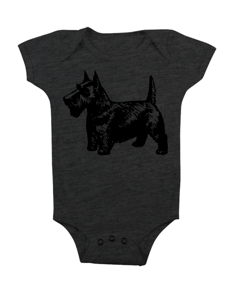SCOTTIE ONESIE