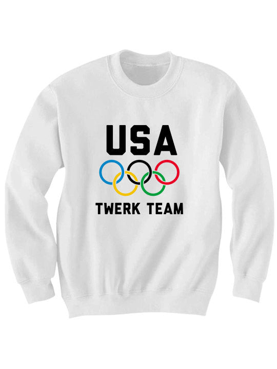 USA Twerk Team Sweatshirt