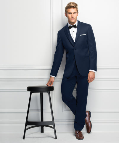 "Michael Kors ""Sterling"" Slim Fit Wedding Suit"