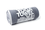 Charcoal-Ash XL Yoga Towel