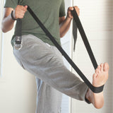 Black 8ft. Yoga Strap