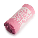 Pink-Cherry Yoga Hand Towel