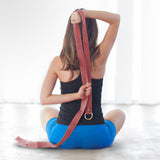 Red 8ft. Yoga Strap