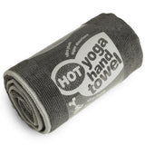 Charcoal-Ash Hot Yoga Hand Towel