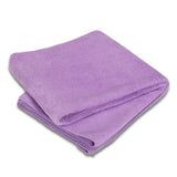 Violet Hair Towel
