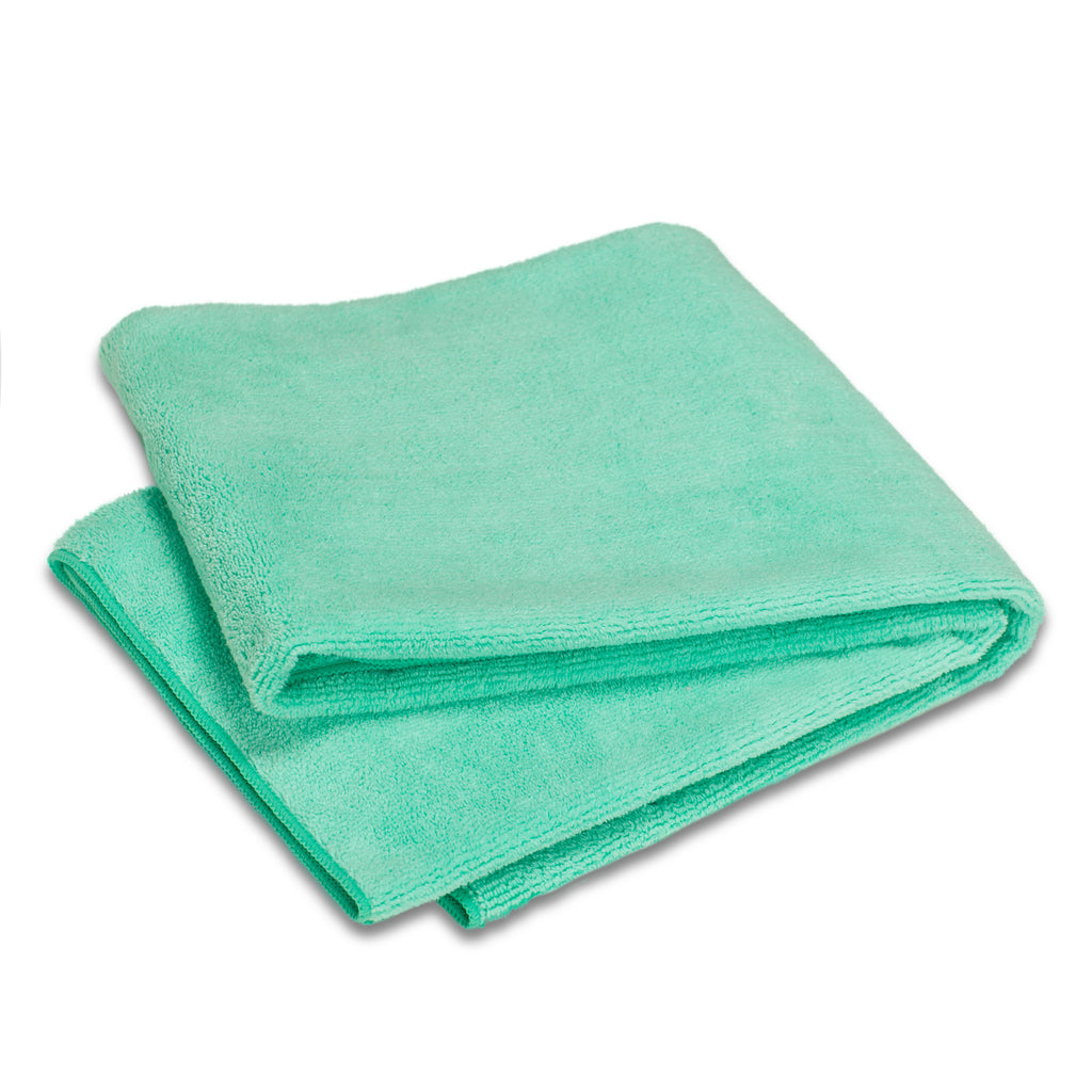 Mint Hair Towel