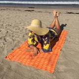 Fun n' Sun Solar Beach Towel