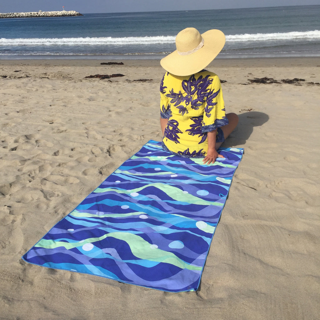 Fun n' Sun Ocean Beach Towel
