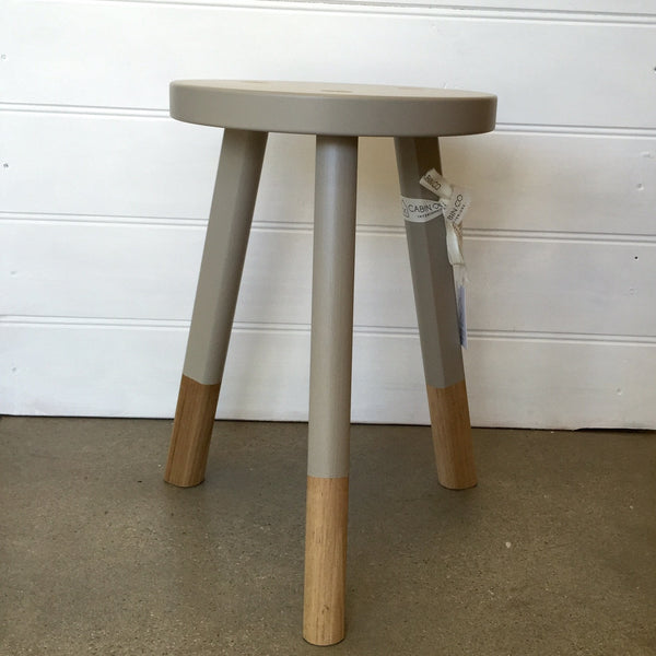 BABANEES STOOL – MEDIUM - PEPPER