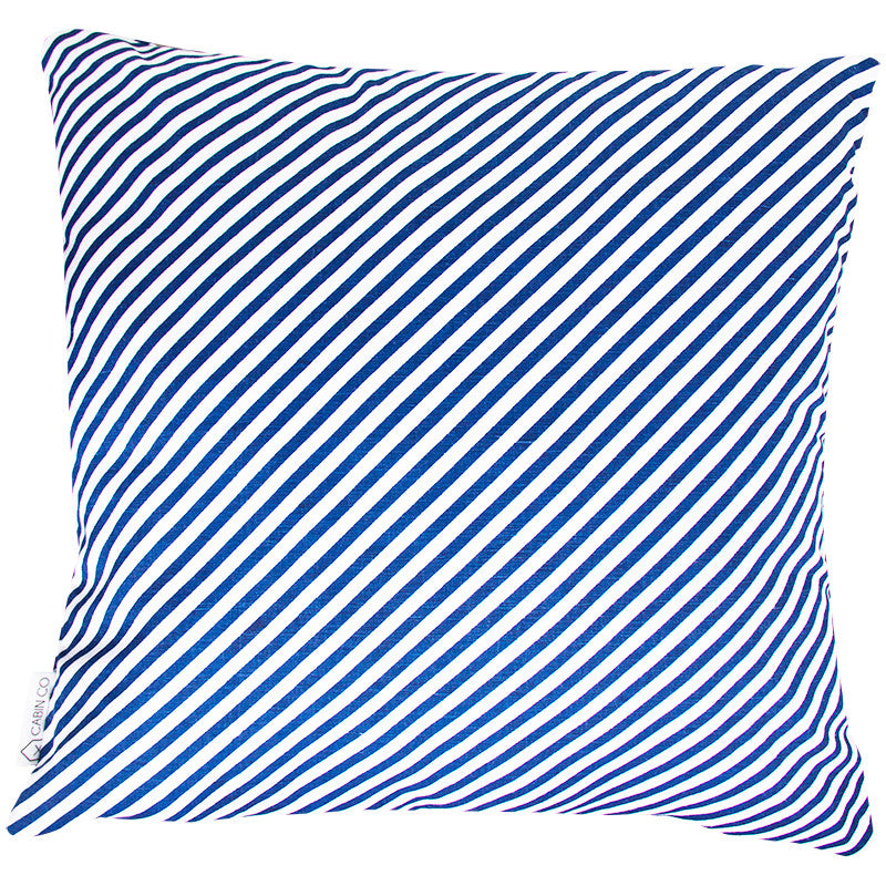 HAMPTON STRIPE CUSHION COVER