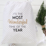 CHRISTMAS GIFT BAG - SMALL