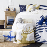 ANCHORS CUSHION COVER