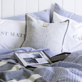 CAPTAIN / FIRST MATE PILLOWCASE SET