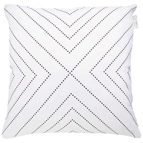 LENNOX SLATE CUSHION COVER
