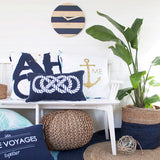 YOU ANCHOR ME CUSHION COVER