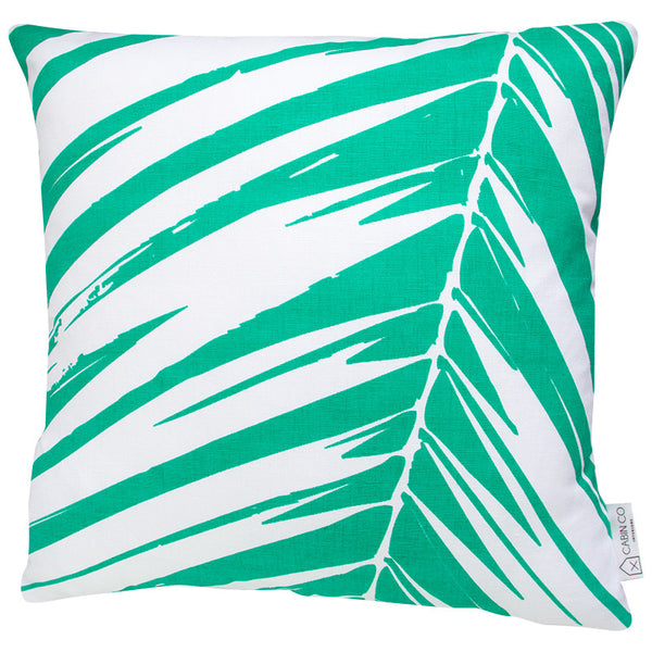 PALM BEACH CUSHION COVER - GREEN