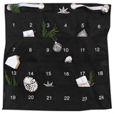 ADVENT CALENDAR - BLACK / WHITE