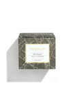 COCOLUX BRASS CANDLE WILD FRANGIPANI 350G