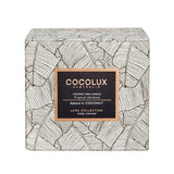 COCOLUX COPPER CANDLE TROPICAL GARDENIA 150G