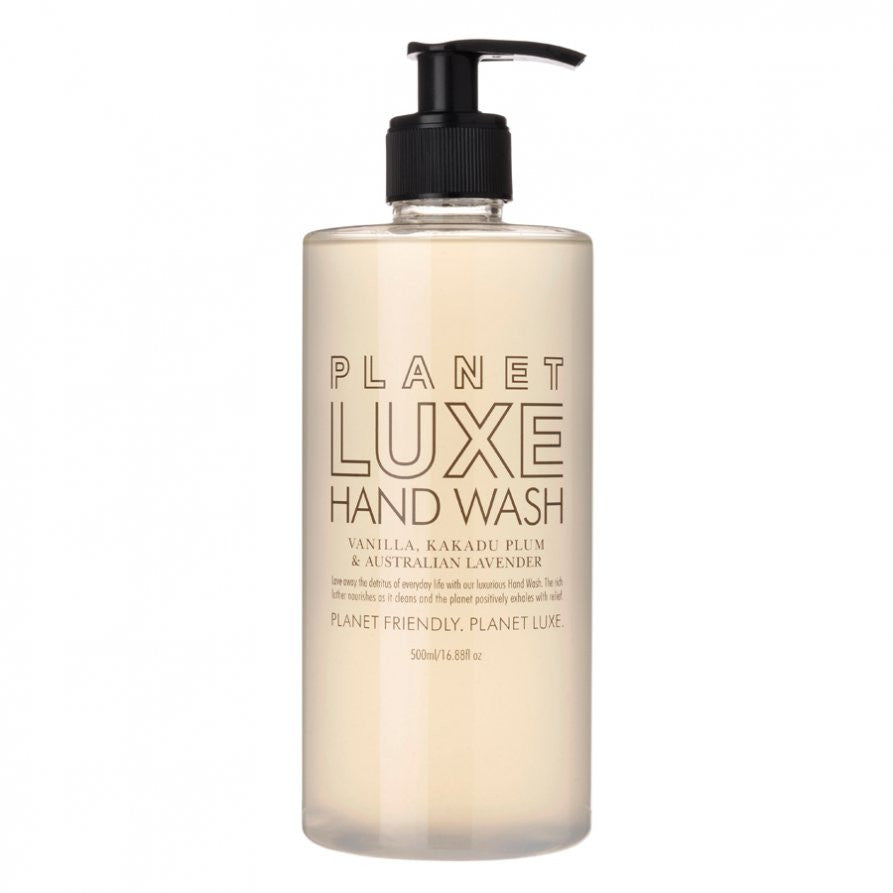 PLANET LUXE VANILLA HAND WASH  - 500ml