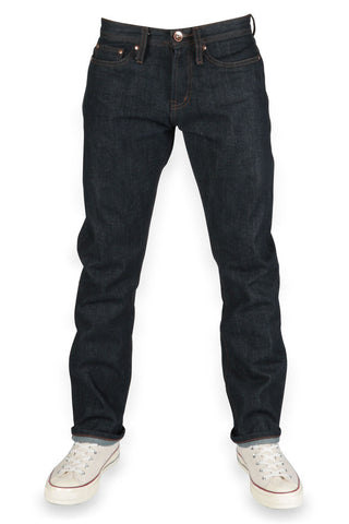 Tapered Fit Indigo Selvedge