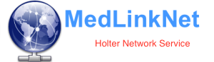 MedLinkNet Holter, Network Service - Medical equipment / Equipo medico - Mediventa USA