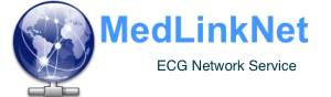 MedLinkNet ECG, Network Service - Medical equipment / Equipo medico - Mediventa USA
