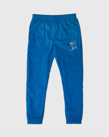 6 OWL PACKABLE TRACK PANT - SAPPHIRE