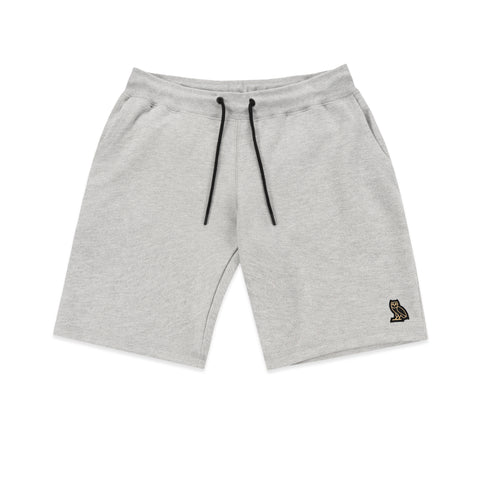 PATCH SHORT - GREY