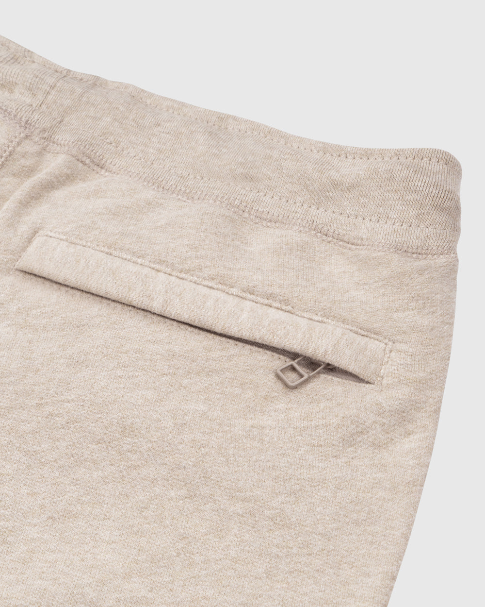 OVO FRENCH TERRY SWEATPANT - HEATHER OATMEAL