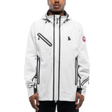 OVO x CANADA GOOSE TIMBER SHELL JACKET - WHITE