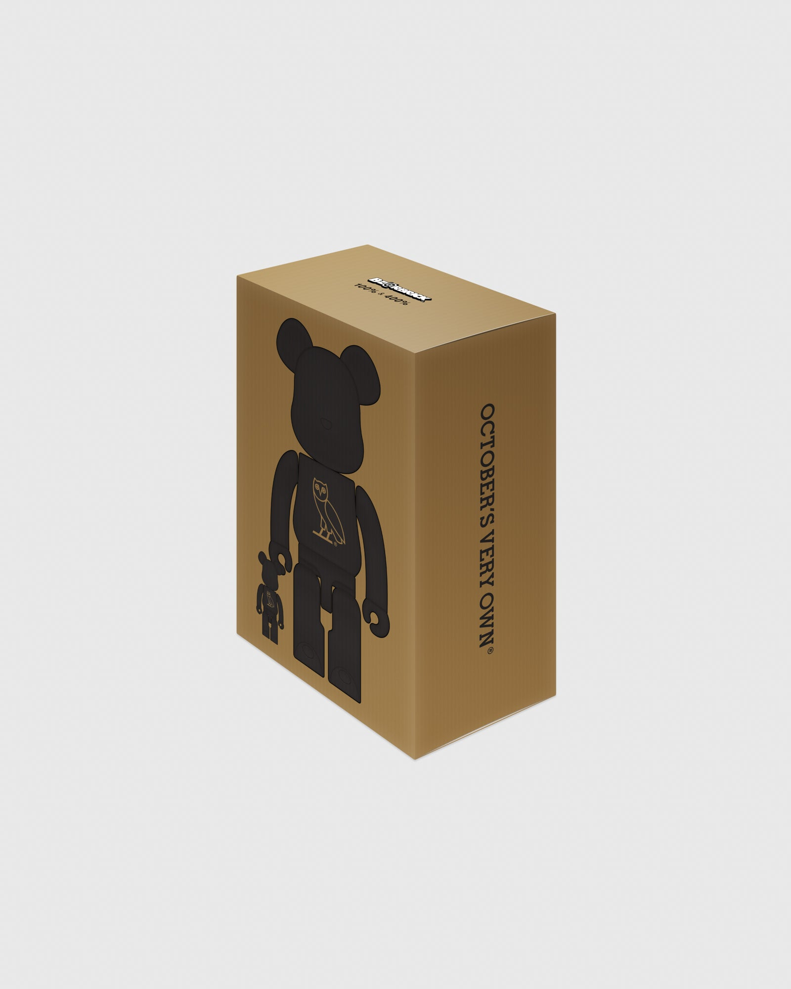OVO x BE@RBRICK OG OWL SET