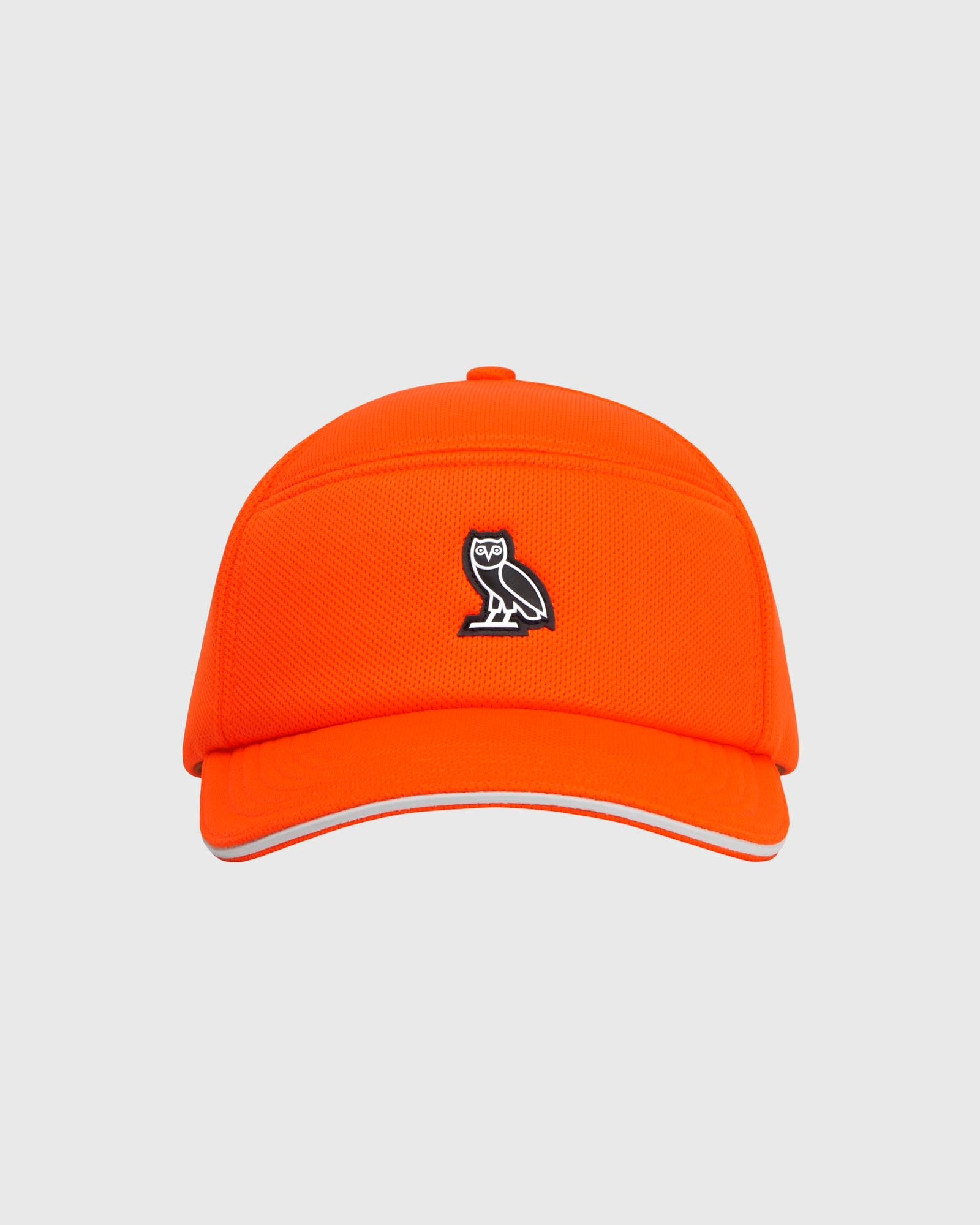 BIRDSEYE 6-PANEL CAP - ORANGE IMAGE #1