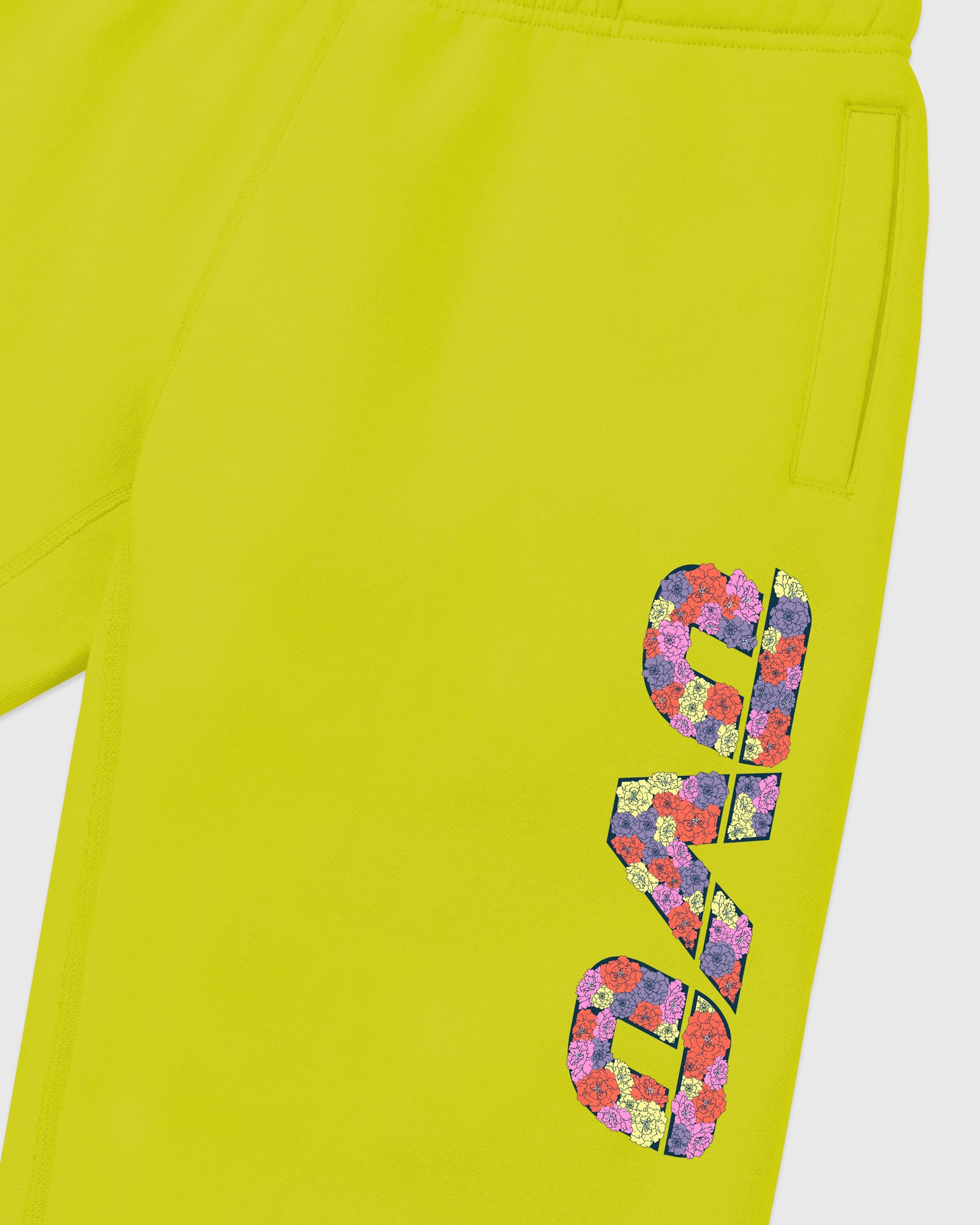 CELEBRATION RUNNER SWEATPANT - LIME IMAGE #3