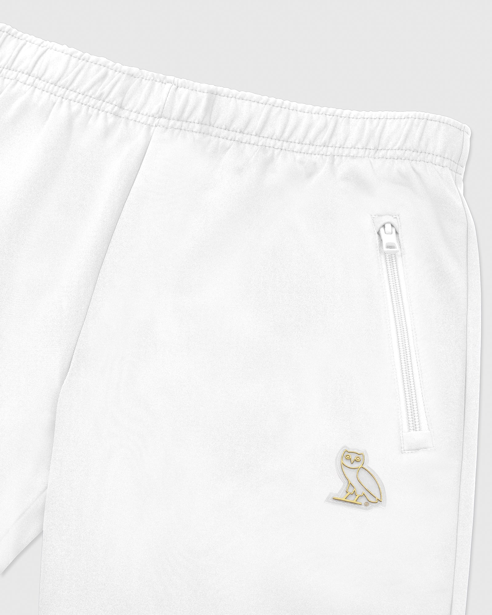 OVO SPORT TRACK PANT - WHITE