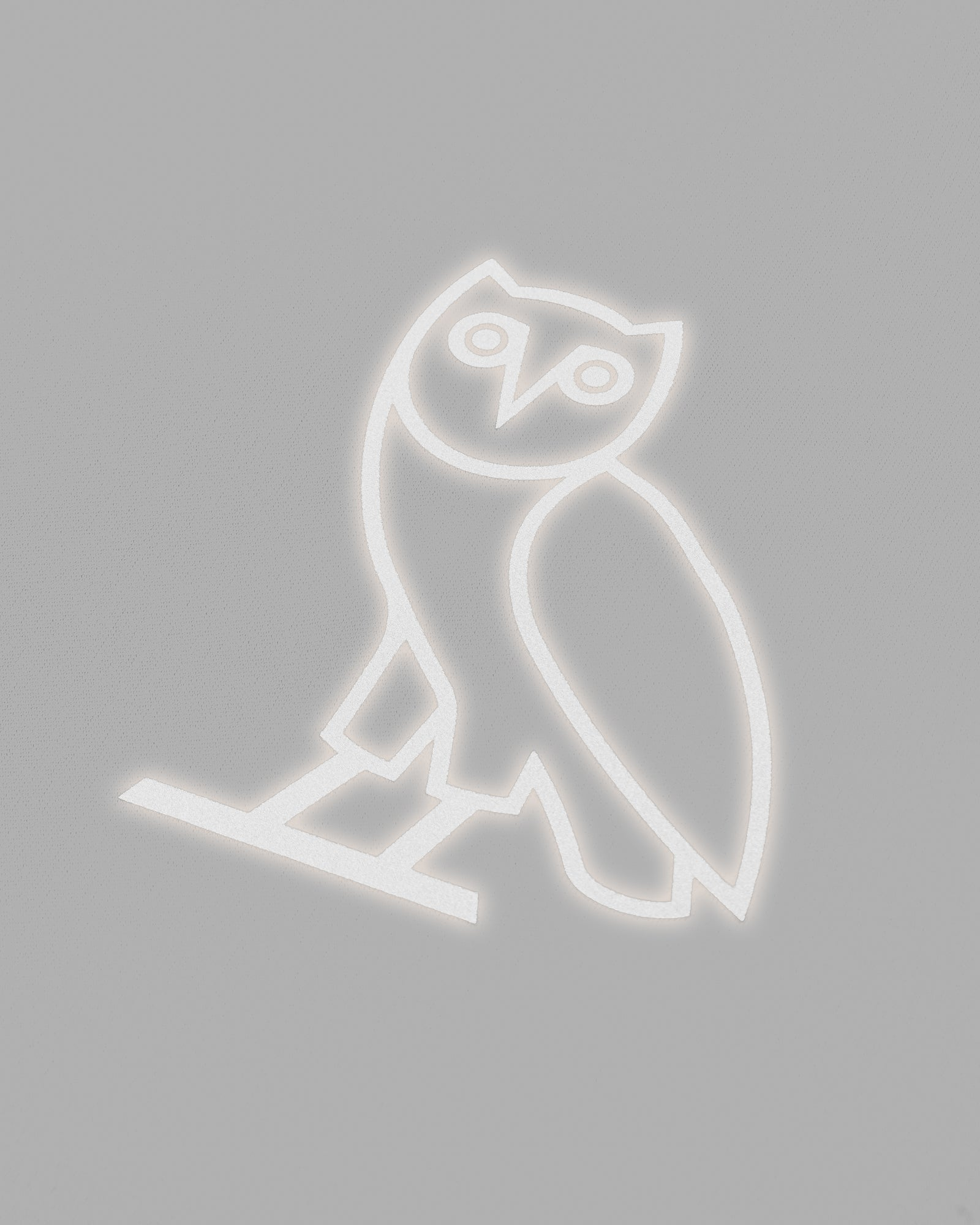 OVO OWL PERFORMANCE T-SHIRT - WHITE IMAGE #4