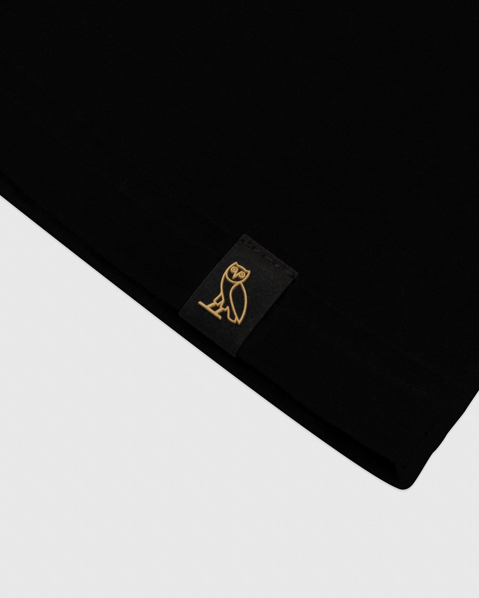 OVO COLLEGIATE T-SHIRT - BLACK IMAGE #4