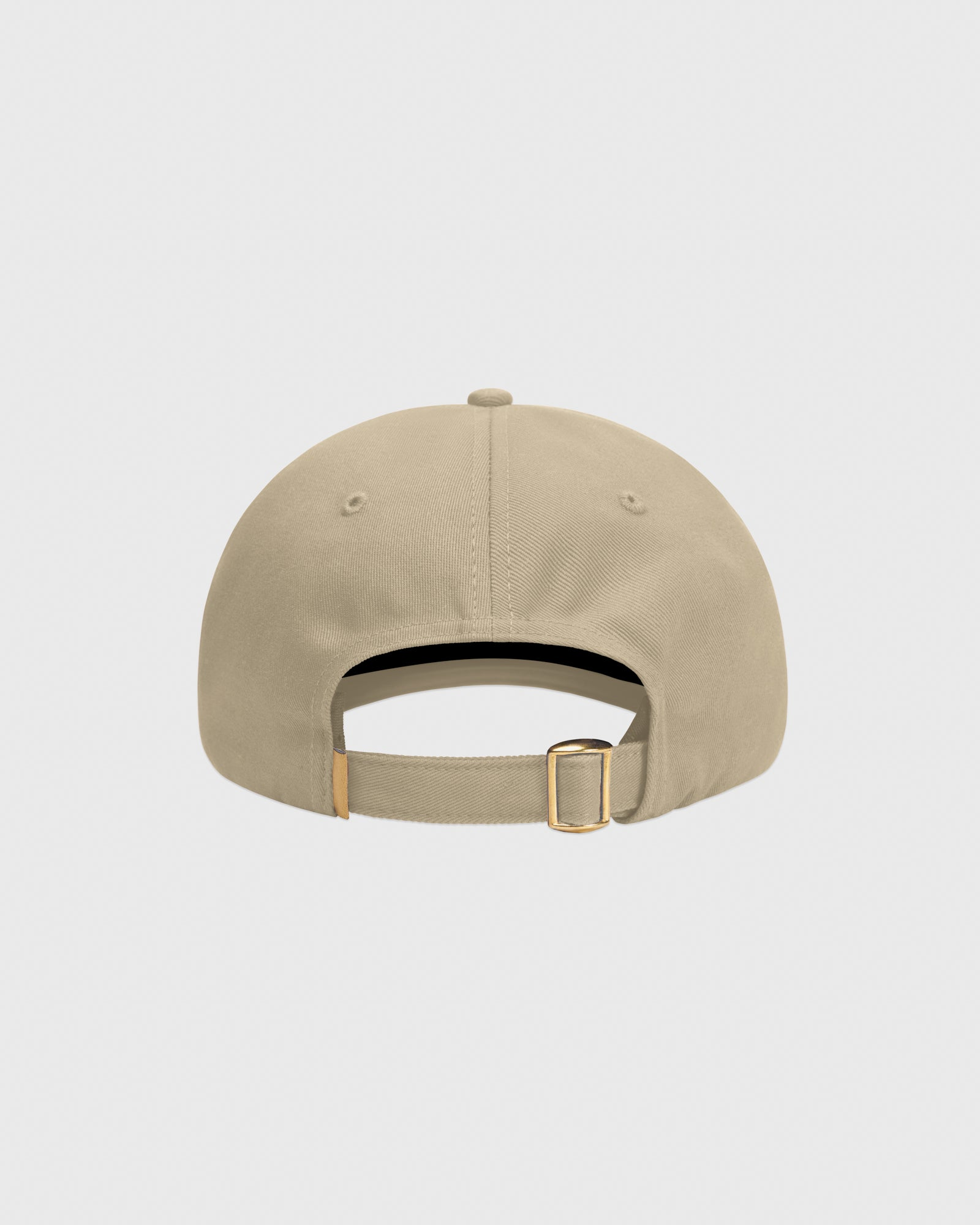 OVO COTTON TWILL CAP - KHAKI IMAGE #4