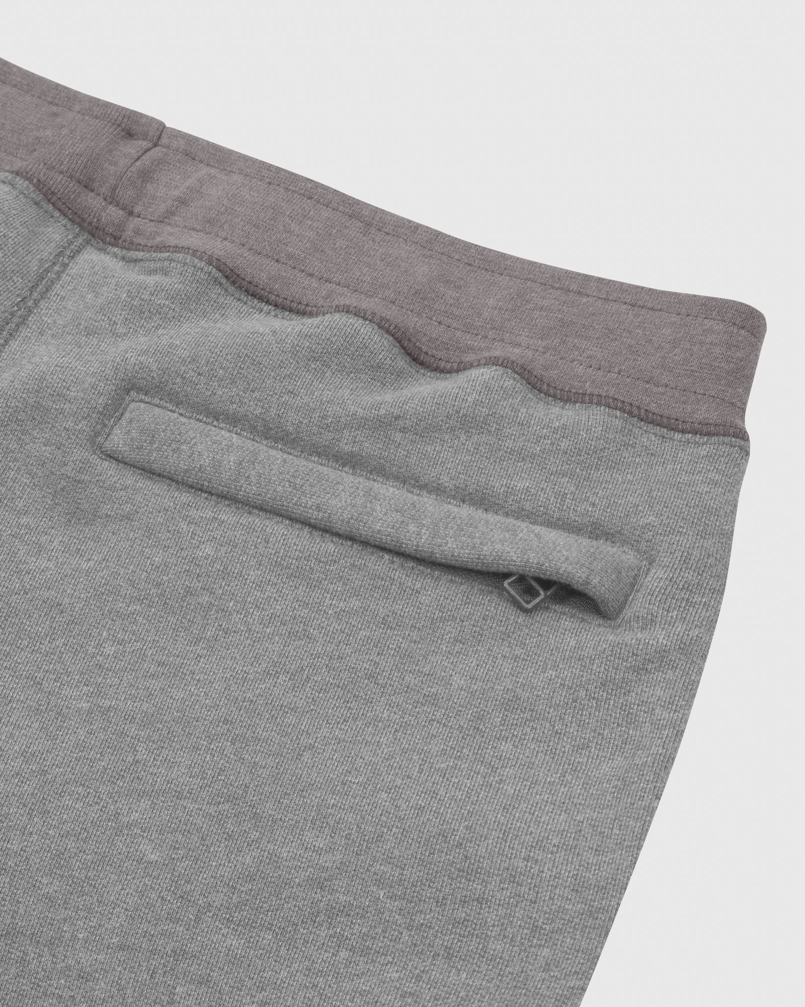 OVO FRENCH TERRY SWEATPANT - HEATHER ASH GREY