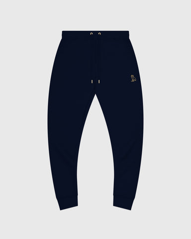 MID-WEIGHT FRENCH TERRY SWEATPANT - NAVY