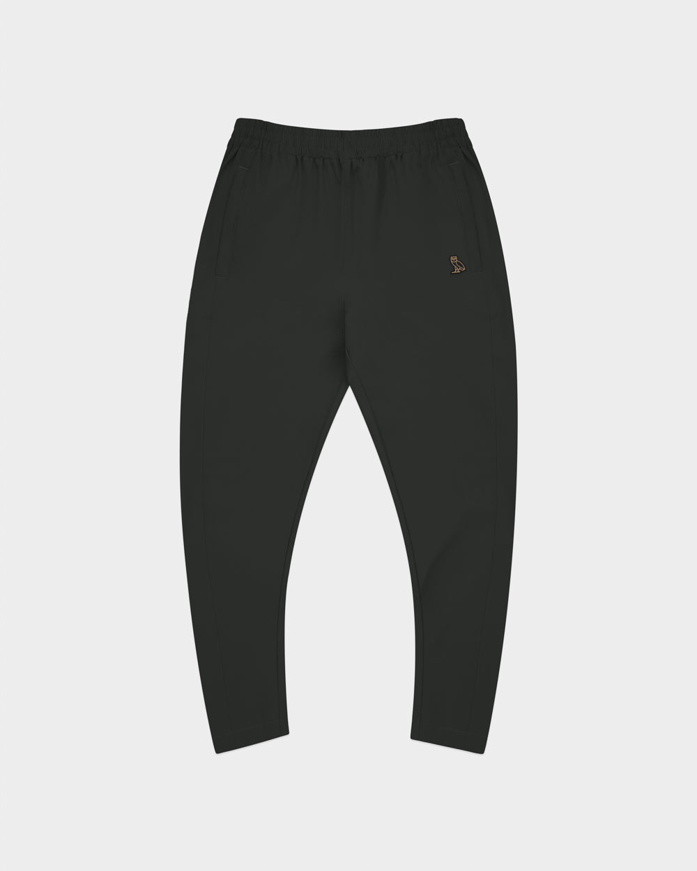OVO NYLON SHELL PANTS - MILITARY GREY