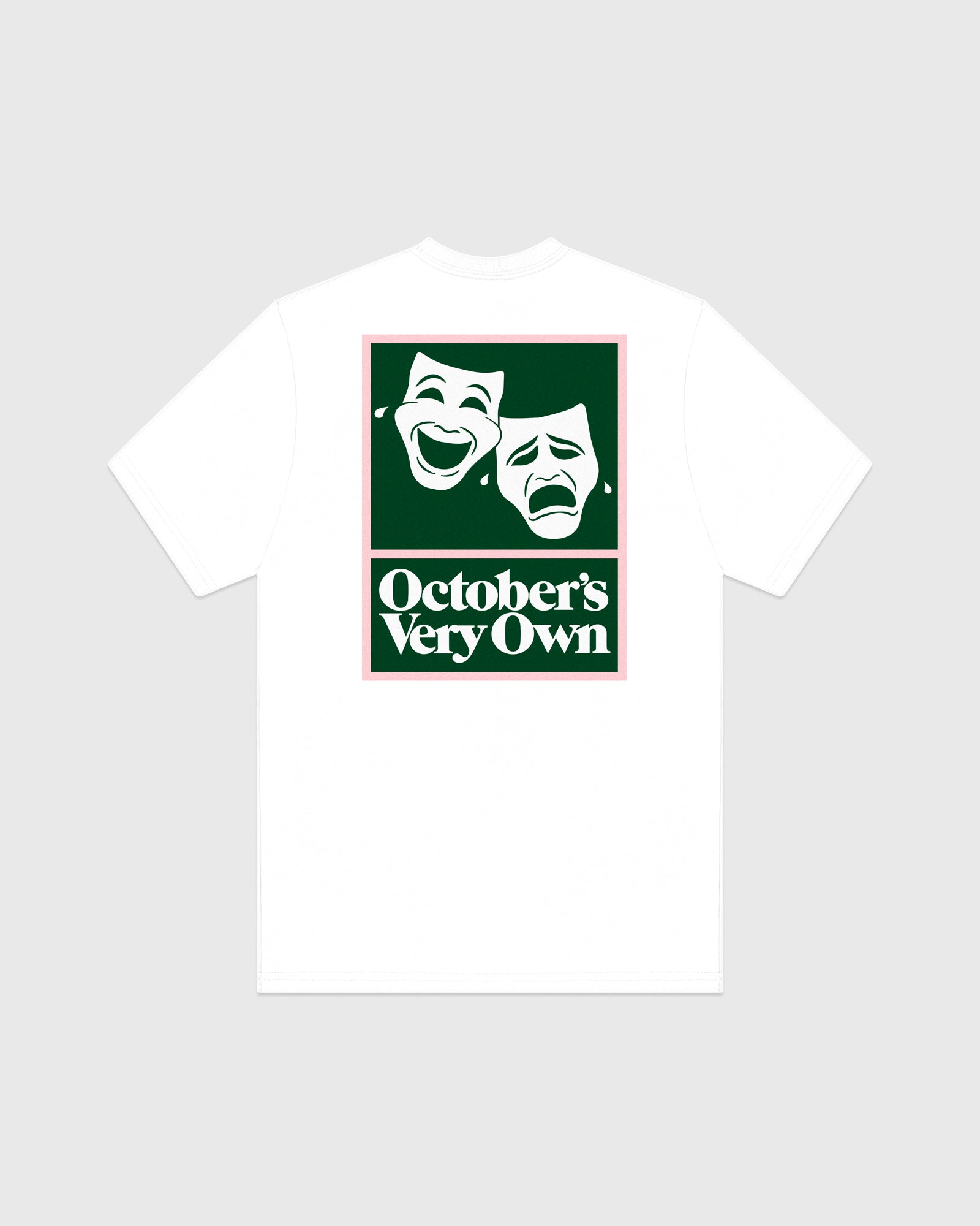 FAMILIA MASK T-SHIRT - WHITE IMAGE #6