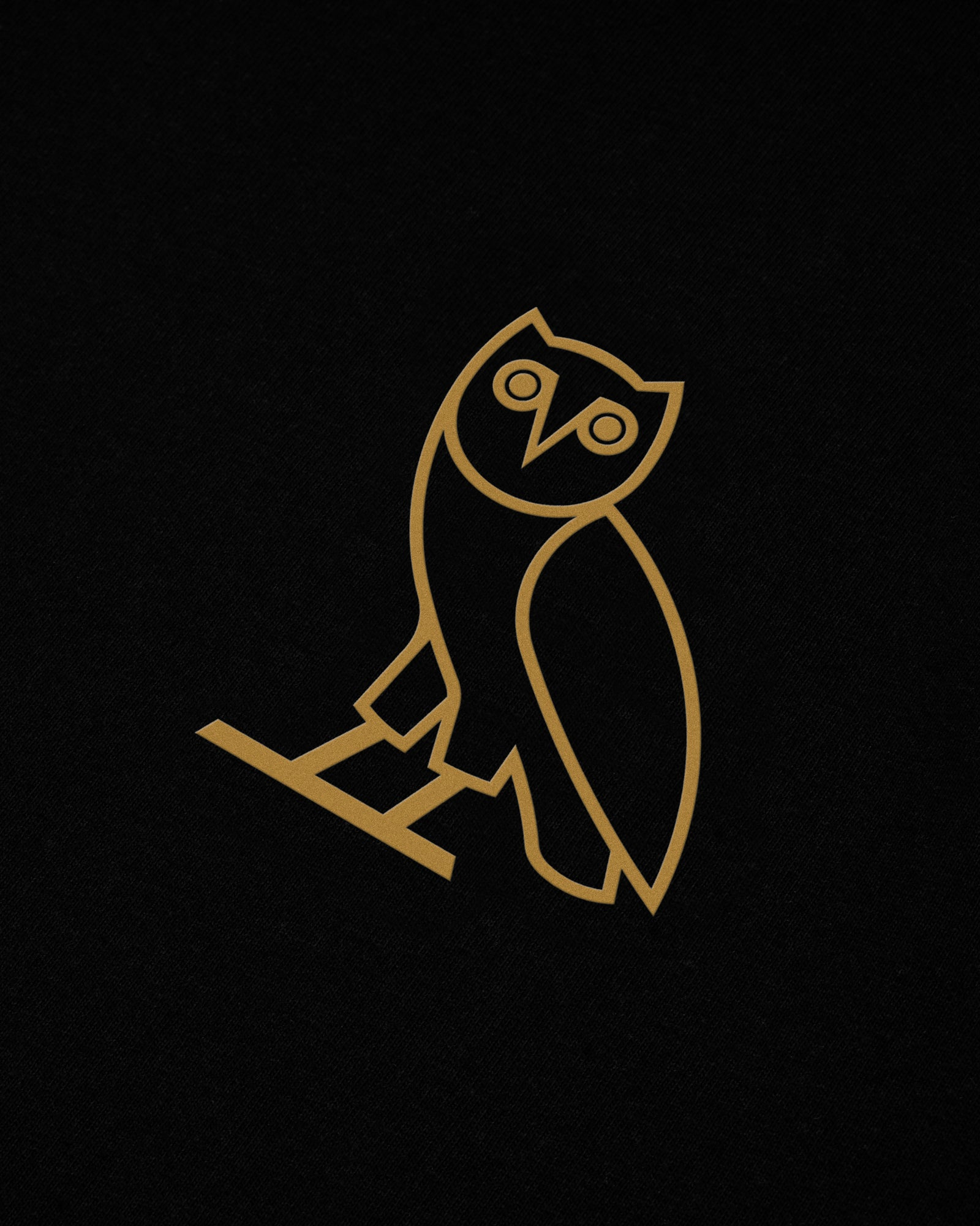 OVO RUNNER T-SHIRT - BLACK IMAGE #3