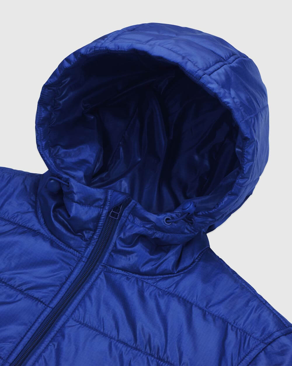 OVO HOODED LIGHTWEIGHT JACKET - ROYAL BLUE