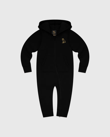 OVO KIDS ROMPER - BLACK