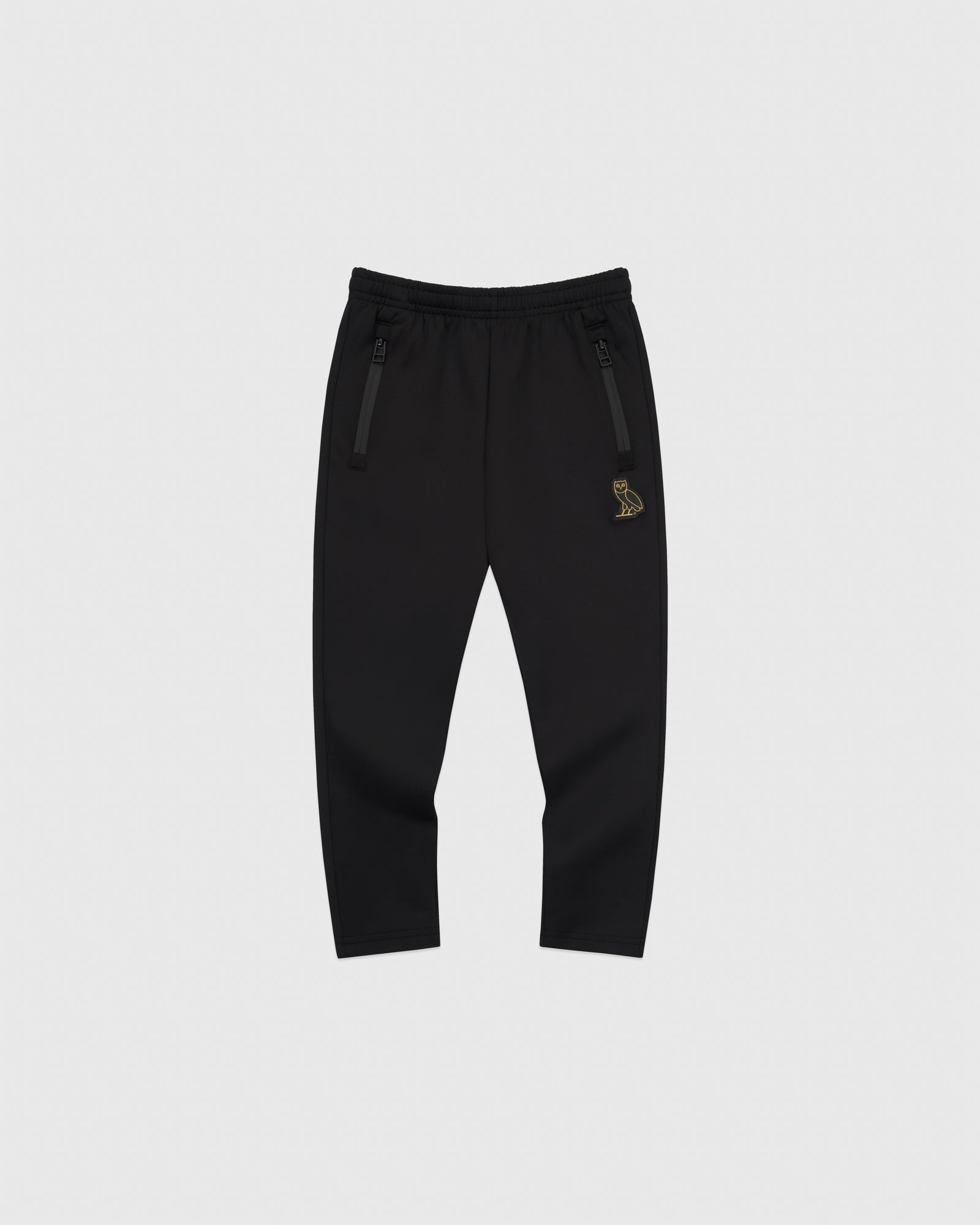 OVO KIDS INTERLOCK PANT - BLACK